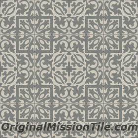 ANTIQUE CEMENT TILES