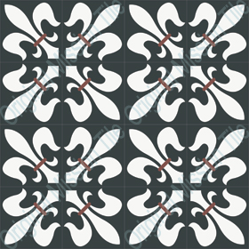 FRENCH CEMENT TILES